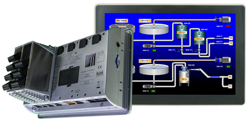 Rugged Graphite® HMIs