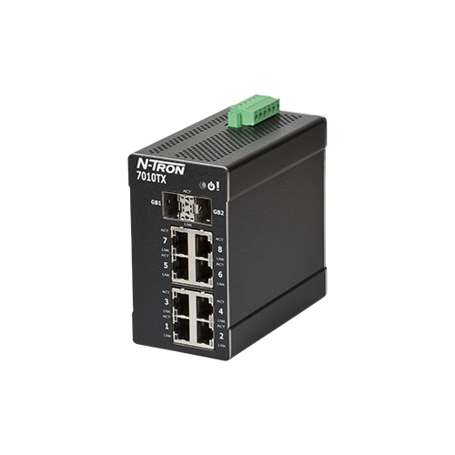 7000 Managed Ethernet Switches