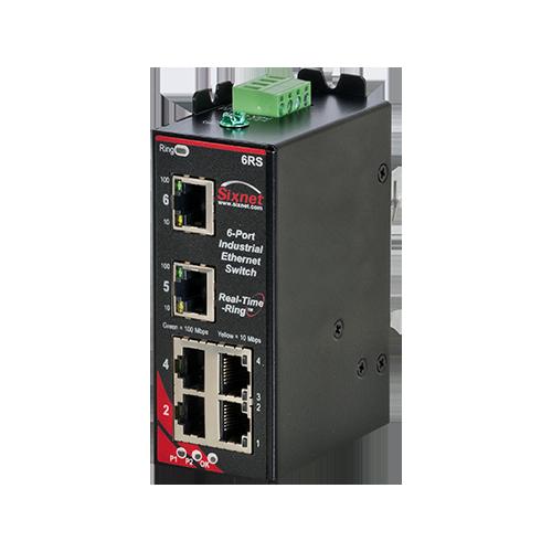 SLX Monitored Switches
