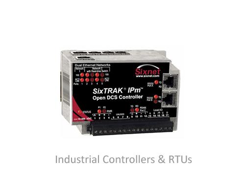 Controllers & RTUs
