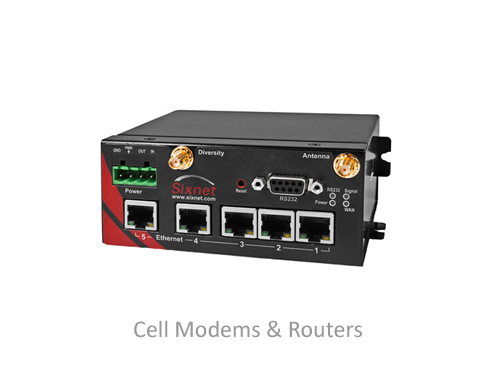 Cell Modems & Routers