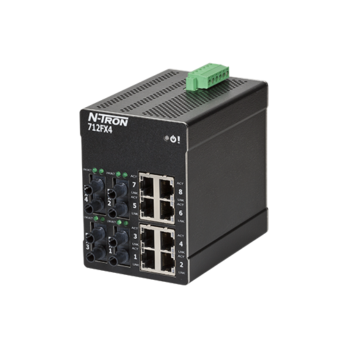 700 Managed Ethernet Switches